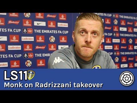 LS11 | Garry Monk ahead of Cambridge vs Leeds