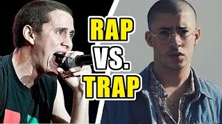 Trap vs. Rap | ¿Cuál es la diferencia?