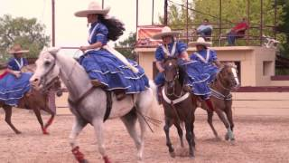 An Evening at the Rancho de Charro