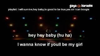 Disco Mix 70s 80s vol2 Karaoke