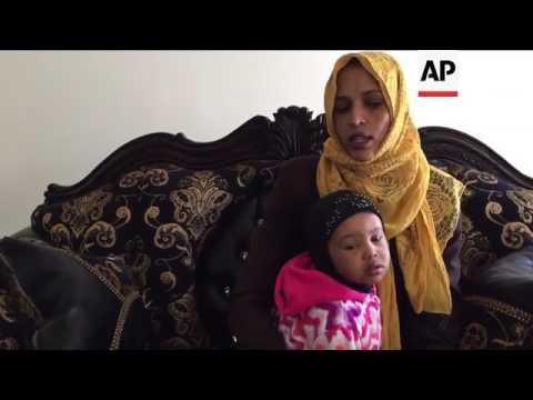 Travel Ban Leaves Somali Refugee's Wife in Limbo