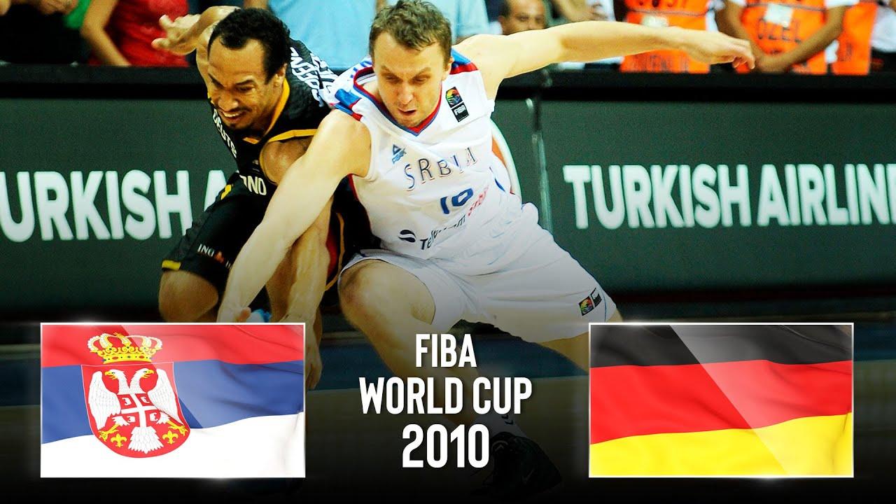 Serbia 🇷🇸 v Germany 🇩🇪 | Classic Full Games