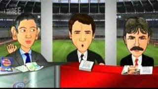 Football Commentators: World Cup -Fresh Animation- BBC Three