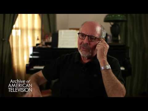 Composer Mark Snow on studying with Earle Hagen