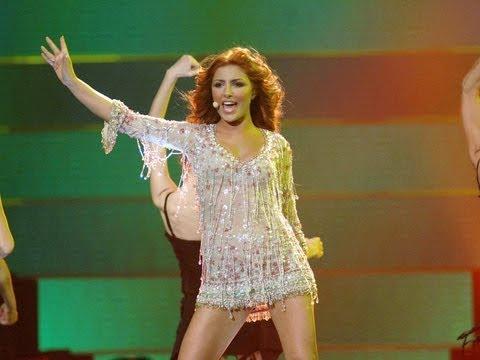 Helena Paparizou  Mambo  @ Eurovision 2006