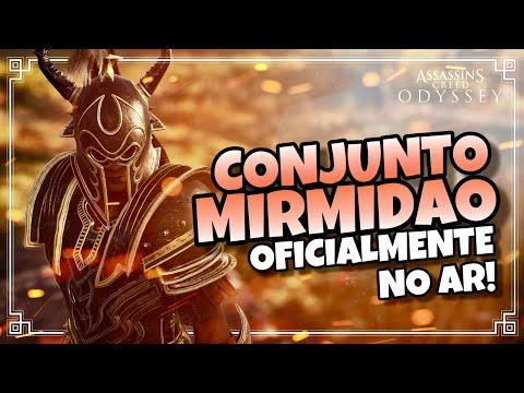 Assassin's Creed Odyssey - O Conjunto Mirmidão (Oficial) |