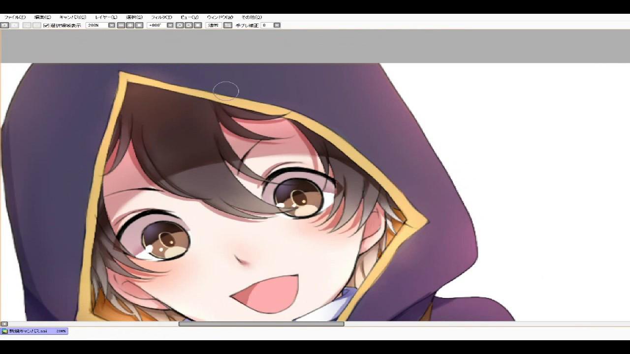 Sai夢せかサムネの色塗りメイキング Part3マカロン Youtube