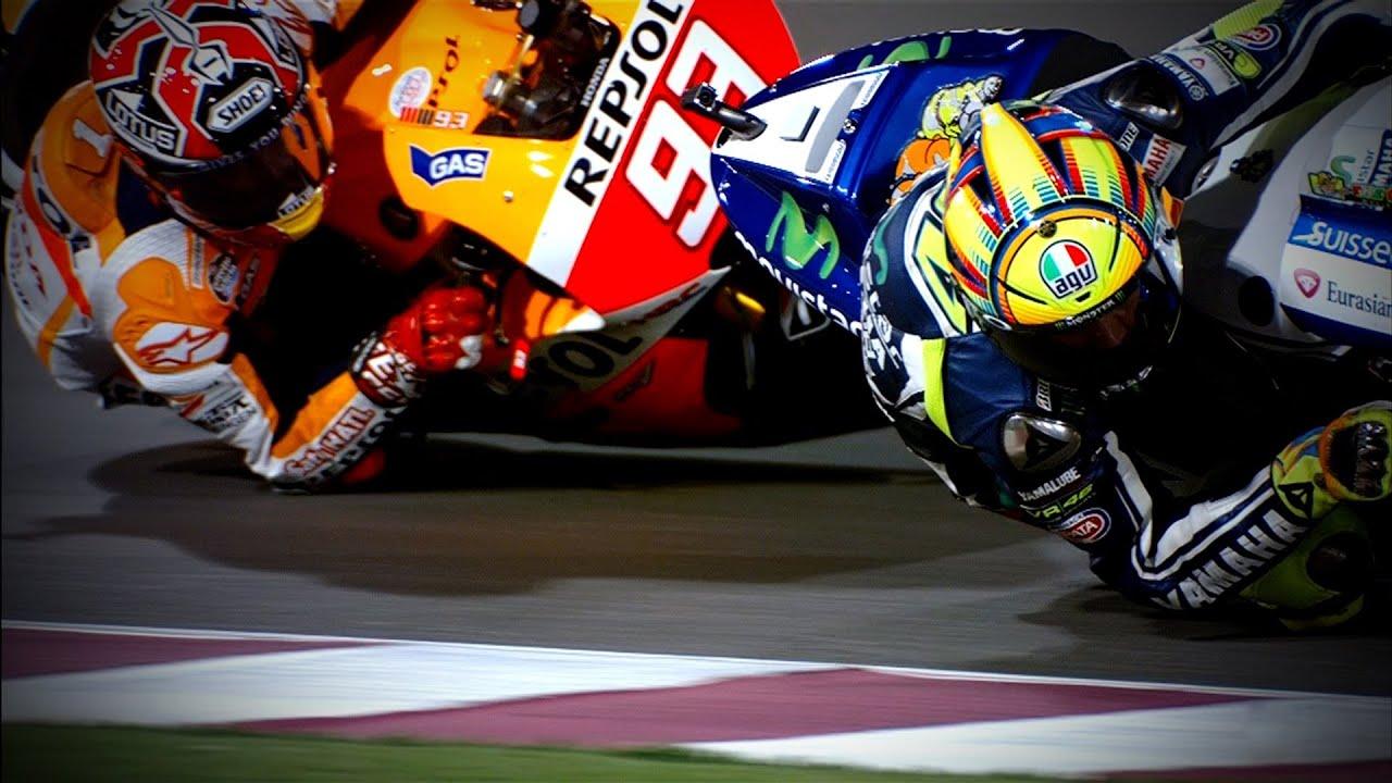 MotoGP™ Qatar 2014 -- best action - YouTube
