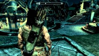 The Elder Scrolls V Skyrim | Ultra and High PC Gameplay GTX 550 Ti, Intel i5, 1080p