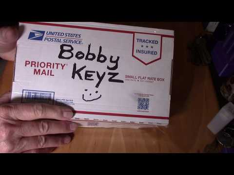 "(266)    Package From ""BOBBY KEYZ"""
