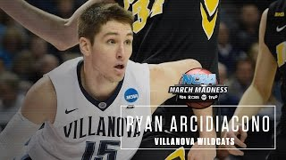 Ryan Arcidiacono pushes Villanova past Iowa