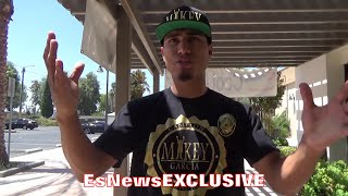 MIKEY GARCIA REVEALS CHINO MAIDANA CONTEMPLATED RETURN & EYED FIGHTS WITH PACQUIAO & CANELO