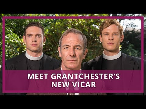 What time is Grantchester series four on TV? When is James Norton leaving and who is replacing him?