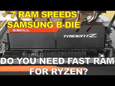 Ram difference - Ryzen 7 1700 with Samsung B-Die | [H]ard|Forum