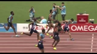 dl shanghai 100 m men bingtian su chn 10 09 may 13 2017