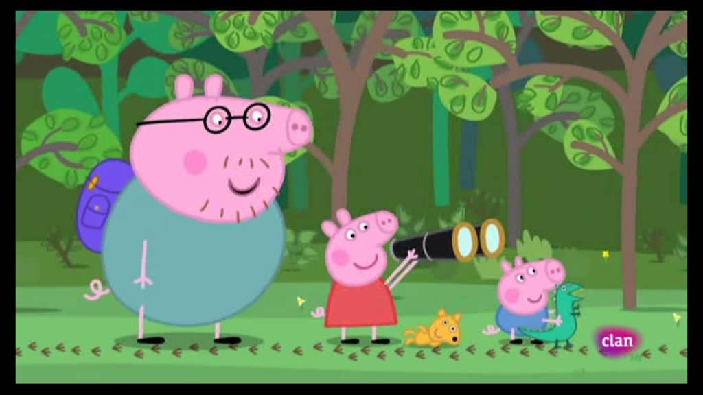 PEPPA PIG dia de campo en castellano  YouTube
