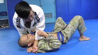 SIDE CONTROL - 5 Submissions with Gi Skirt Control
