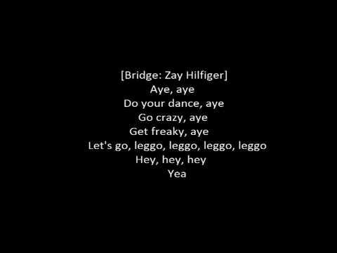 Juju On Dat Beat  lyrics}Zay Hilfigerrr