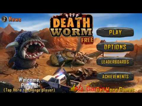 Death Worm | Android/Ios Gameplay