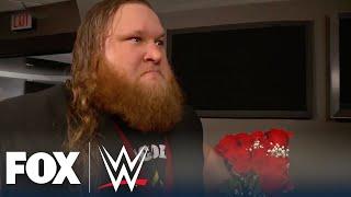 Mark Henry on Otis & Mandy Rose Valentine's Day date: 'I feel for Otis' | WWE BACKSTAGE | WWE ON FOX