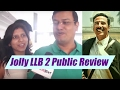 Jolly LLB 2 Public Review   Akshay Kumar   Huma Qureshi   Movie Review   FilmiBeat