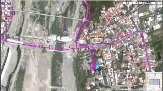 旗山DOC地方旅遊-地圖軌跡