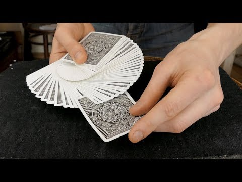 INVISIBLE & CLEAN Move - Card Trick Tutorial