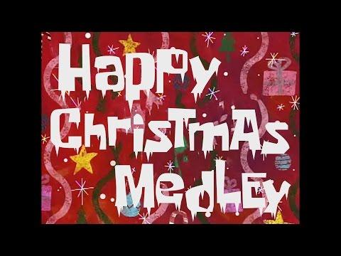 SpongeBob Music: Happy Christmas Medley