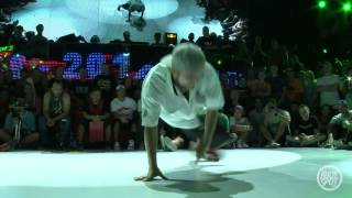 Kosto TOP 9 (Russia) vs Lussy Sky MAGIC MAD MEN (Ukraine): Outbreak 8 Footwork Final
