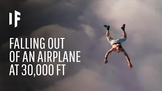 What Happens If Y๐u Fall out of an Airplane?