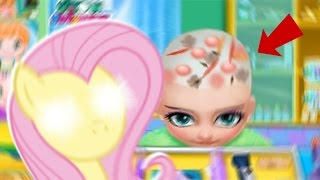Fluttershy plays Weird Pony Games 🍉 | I'M BREAKING CHARACTER. | Part 8