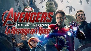 Avengers: La Era de Ultrón I La Historia en 1 Video