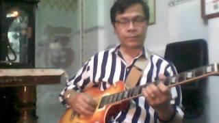 Guitar cover bài TÌNH YÊU TRẢ LẠI TRĂNG SAO-tập