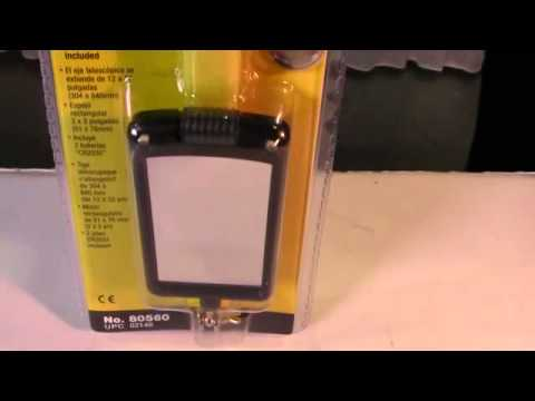 Telescoping Lighted Inspection Mirror From General Tools