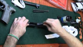 How to clean the Springfield XD-9