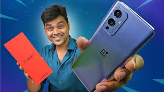 மிரட்டலான OnePlus 9 Unboxing & First Impression 🔥🔥🔥 With Camera Samples