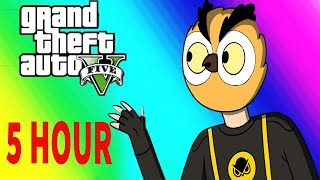VanossGaming All GTA 5 Online in 2017 Funny Moments