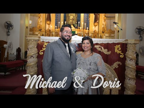 Michael & Doris   Silver Wedding Anniversary   Highlights   Silver Bells   Jason Studios   Goa