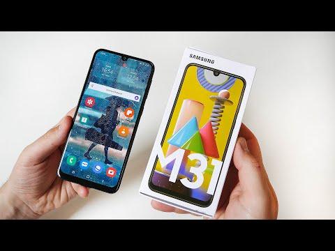 Samsung Galaxy M31 - Обзор