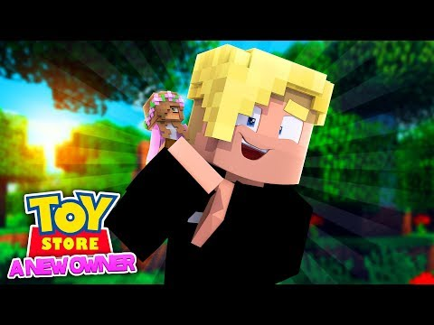 LITTLE KELLY DOLL GETS A NEW OWNER! Minecraft Toystore