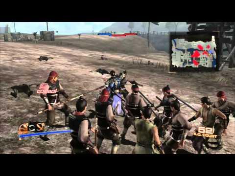 Castlevania Warriors Heroes (Dynasty Warriors 7 Empires) Part 1  