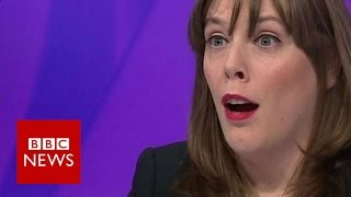 'Bunch of migrants' comment sparks row on Question Time - BBC News