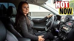 Kati Korhonen on Suomen seksikkäin taksikuski - Seiska hyppäsi kyytiin!