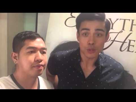 Xian Lim Everyrhing About Her Interview