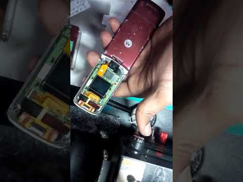 Motorola KRZR K1 Display Screen,key Pad, Screen Flex Replacement (easy Method)