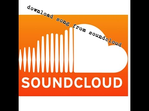 Download song from Soundcloud mobile app