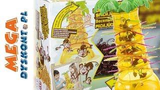 Spadające małpki • Mattel • Challenge • Monia i Agatka • gry dla dzieci
