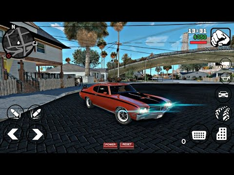 Gta Sa Lite V2.00 Apk+data In 200mb!!!  With Cleo Scripts  Support All Android Devices  Aj Gamerx