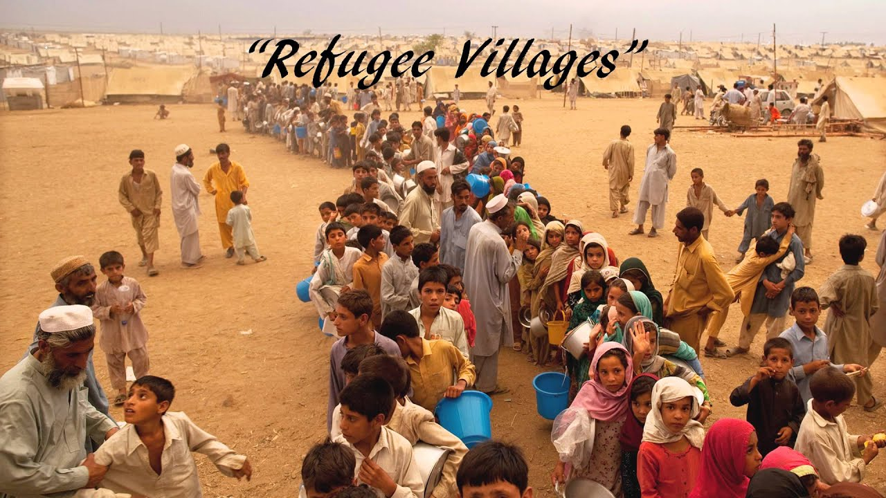 displaced persons and refugees With the number of displaced people in the world at more than 60 million in 2015, the plight of refugees has gained new prominence.
