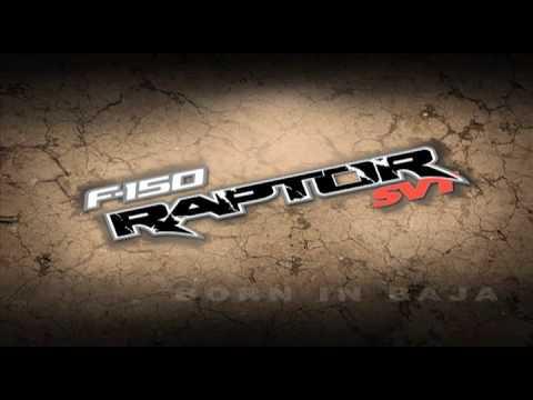 Ford Raptor Movie Born In Baja Trailer
